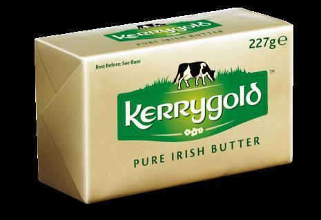Kerrygold butter BOGOF @ Morrisons. 2 x 250g for £1.60