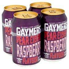 Gaymers pear and raspberry cider 6 x 330ml only £2.99 at B&M bargains
