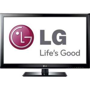 LG 42LM3450 42 Inch Full HD 1080p Freeview 3D LED TV with 4 pairs of glasses (+ get £10 free gift voucher) £379.99 @ Argos