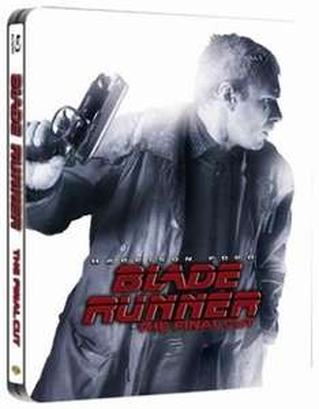 Blade Runner Steelbook Blu-ray £8 @ Sainsbury's Entertainment