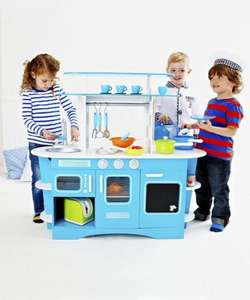 Wooden Diner Kitchen in Blue was £150 now £60 del @ Mothercare (use code)
