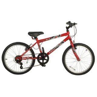 Maxima Rock Rigid Bike - Red Retail £139  Down to £28 !! + 3.99 pnp @ Sportsdirect (Ebay)