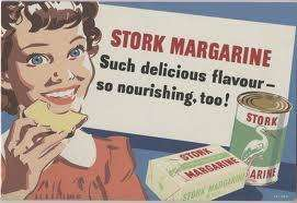 2 x 1kg of stork margarine £1.50 at farmfoods