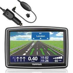 Ideal World Deal - TomTom XXL Sat Nav with IQ Routes - UK ROI and Western Europe Mapping with FREE Traffic Receiver