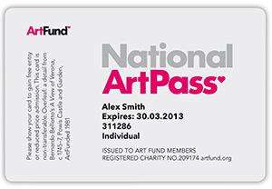 Ends soon Free 3 month National Art Pass worth £20 and saving £s on entry to museums, art galleries and castles around the UK.Telegraph offer