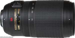 Nikon AF-S VR Zoom-Nikkor 70-300mm f/4.5-5.6G IF-ED £319.12 @ PROCAMERASHOP.CO.UK