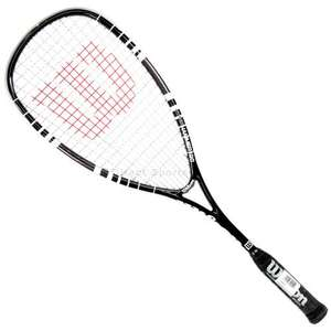 Wilson Hyper Hammer 120 PH (Black) Squash Racket, £41.95 delivered @ Direct E Sport Shop