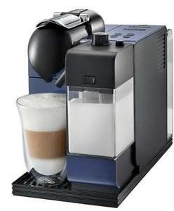 Nespresso EN520.B Lattissima Coffee Machine by De'Longhi, Blue £149.95 at John Lewis
