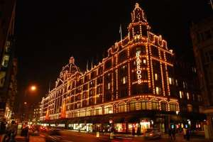Harrods: Spend £100, get £25 with American Express