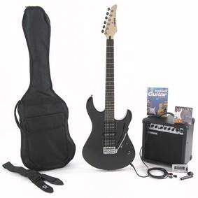 Yamaha ERG121 Electric Guitar Starter Pack, Black £99 @ GEAR4Music
