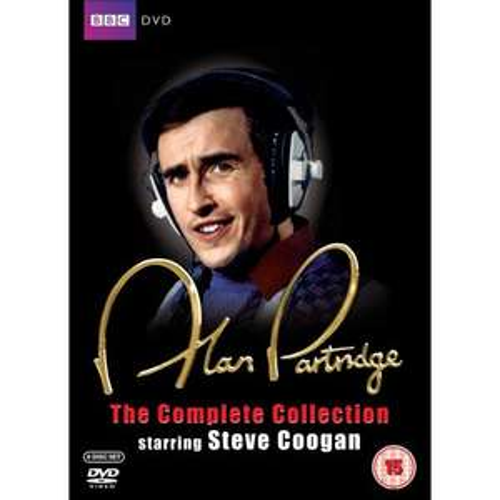 Alan Partridge Complete Box Set [DVD] @ Amazon for £12.25