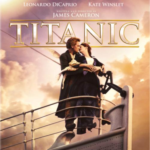 Titanic Blu-ray £8.95 @ The UK Edit (Digital Spy Store)