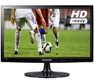 Samsung LT19B300 HD Ready 19inch LED TV Monitor = £99.99 @ PC World/Currys