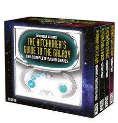 The Hitchhikers Guide to the Galaxy Box Set - 12 CDs (complete BBC radio series) £10.00 delivered!! By The book people  (Free Delivery code: MARWEL)