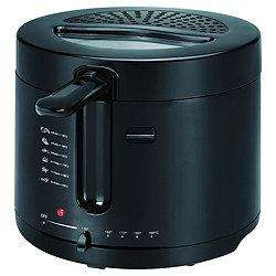 Tesco DFB11 Black Deep Fryer £10.00 (was £19.50) +Del or Free to Store