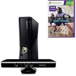 Xbox 360 4GB + Kinect + Nike Kinect Training + 1 month xbox live @ gamestop.co.uk