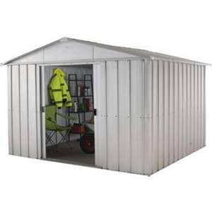 Yardmaster 10ft x 10ft metal shed - £288.69 delivered - HOMEBASE (£278 with quidco)