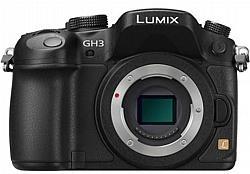 Panasonic Lumix GH3 Camera Body  @ Mathers £929