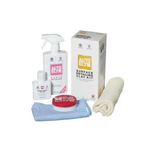 Autoglym clay bar detailing kit £18.94 @ Amazon