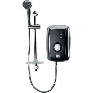 Triton Opal 3 Electric Shower - Black and Chromium - 9.5kW Instore Homebase £93.07