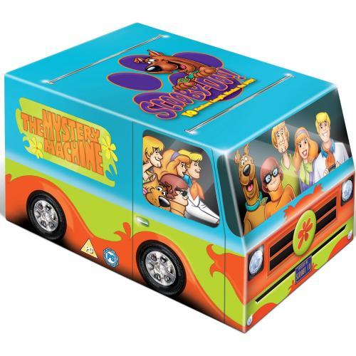 Scooby Doo Mystery Machine 10 Dvd Boxset £20.40 del @ Tesco