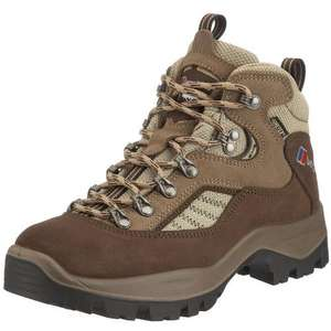 Berghaus Womens Explorer Trek - Gore Tex - Walking Boots. Price includes delivery £40.00  from Amazon.