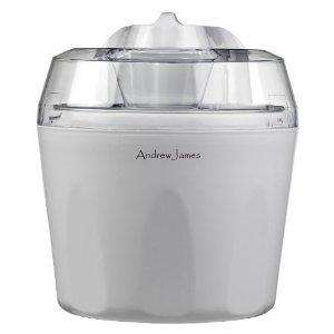 Andrew James Ice Cream maker@The Works £14.99 with code, £27.90@Amazon