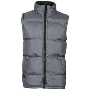Soul Star Men's Gimer Gilet - Charcoal in sizes S,M,L,XL,XXL now only £8.99 delivered @ The Hut Using Code FREEZE + 6% Quidco, Was £29.99, also in black M,XXL