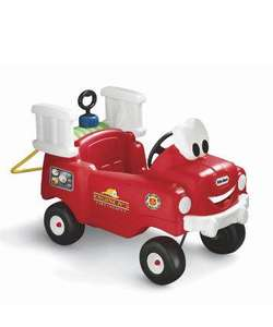 Little Tikes Fire Truck, £38.39 with code at Mothercare with Free home delivery