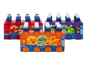 Robinsons Fruit Shoot Juice Drinks - 8 Pack @ lidl only £1.75