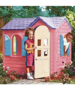 Little Tikes Country Cottage - Green or Pink,  £191.99 at Mothercare with free home delivery