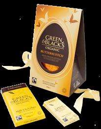 Green & Blacks - Half Price Easter Eggs