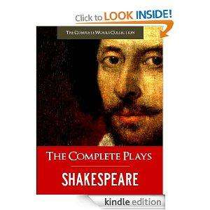 THE COMPLETE PLAYS OF SHAKESPEARE (Special Kindle Illustrated and Commented Edition) All of William Shakespeare's Unabridged Plays AND Yale Critical Analysis @ Amazon