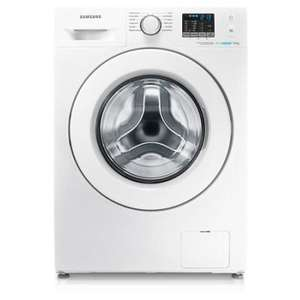 Samsung WF70RF5E0W2W washing machine with 7 kg, 1200 spin and ecobubble technology £419 (£369 after samsung cashback) @ peter tyson
