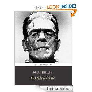 Mary Shelley - Frankenstein [Kindle Edition] - Download Free @ Amazon