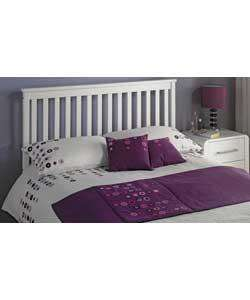 Argos - Half price Headboards - singles / doubles etc - including Silent Night £29.99