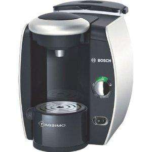 Bosch TAS4011GB Tassimo Coffee Maker in SILVER - £49.99 @ Amazon BE QUICK