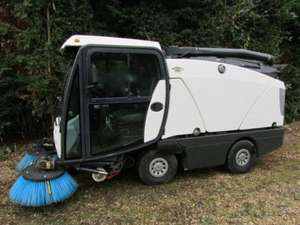 2007 JOHNSTON COMPACT CX200 Fully Serviced Road Sweeper  USED  £9,500 @Ebay Priority Plant
