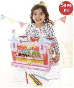 ELC puppet theatre Was £12 Now £4.80 (delivered to store - using code) @ mothercare
