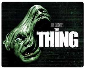 The Thing Blu Ray Limited Edition Steelbook £7.99 @ Sainsburys Entertainment