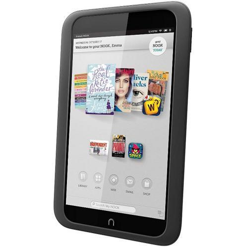 "Barnes & Noble NOOK HD 8GB, Wi-Fi, 7"" £99.99 cheapestelectrical grade A"