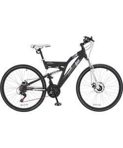 Muddyfox Storm 26 Inch Full Susp/Dual Disc Mountain Bike £79.99 @ Argos Clearance Bargains
