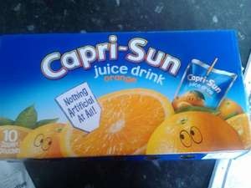 10 Capri Sun £1.94 @Co-op