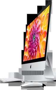 Apple 21.5-inch New iMac (Aluminium silver) - (Intel Core i5 Quad-core 2.9GHz Processor, 8GB RAM, 1TB HDD, NVIDIA GeForce GT 650M, OS X Mountain Lion) -  £952.66 (Like New) with Amazon Warehouse 10% Discount