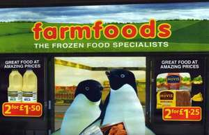 24 cans of pop £6 @  FarmFoods