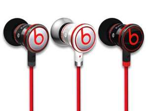 Beats By Dr Dre iBeats Headphones Black Or White £30 in tesco clearance - selected stores and in store only!