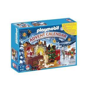 Playmobil 4161 Advent Calendar Christmas Post Office £8.84 Delivered @ Amazon
