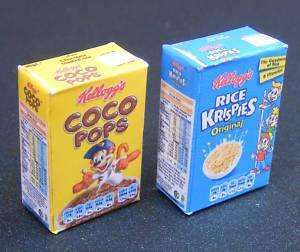Coco Pops/Kellogs Rice Krispies 500g Half Price £1.34 Morrisons