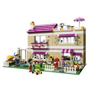 LEGO Friends Olivia's House 3315 - £39.99 with code @ Smyths