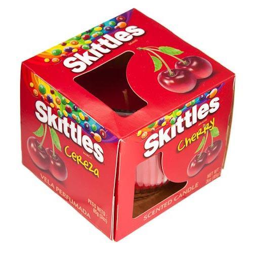 Skittles candles £1 - Poundland